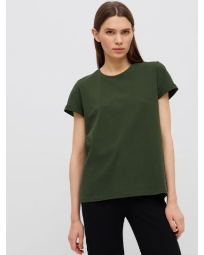 Базовая футболка - зеленая Basic Story