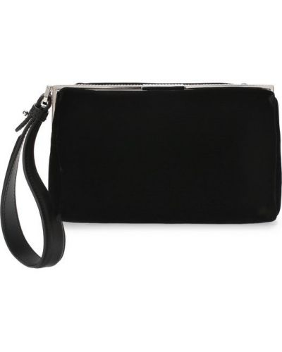Черная вечерняя сумка Tom Ford