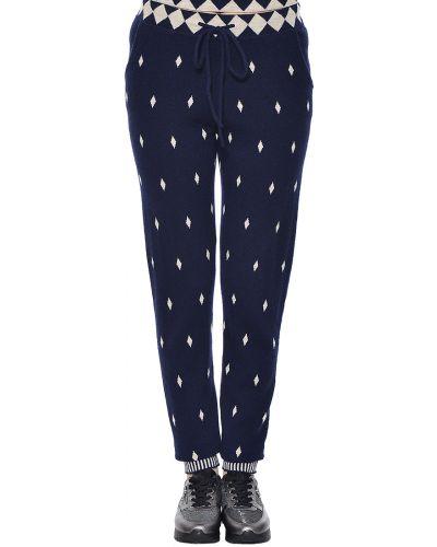 Синие спортивные брюки Ballantyne
