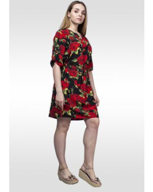 Платье платье-сарафан прямое Lila Classic Style