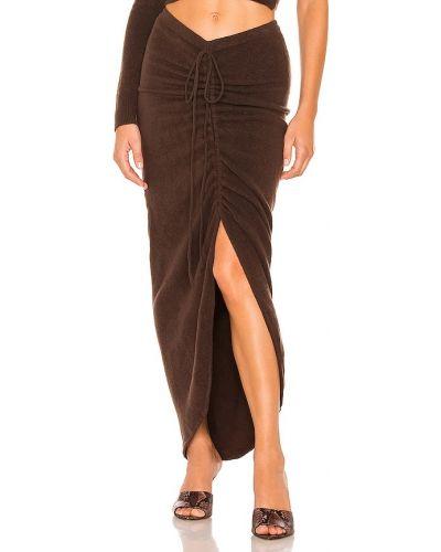 Шерстяная юбка Ronny Kobo