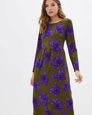 Платье осеннее прямое Compania Fantastica