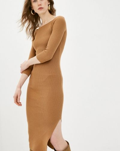 Платье - коричневое Katya Erokhina