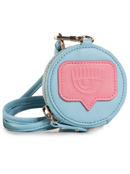 Niebieska torebka Chiara Ferragni
