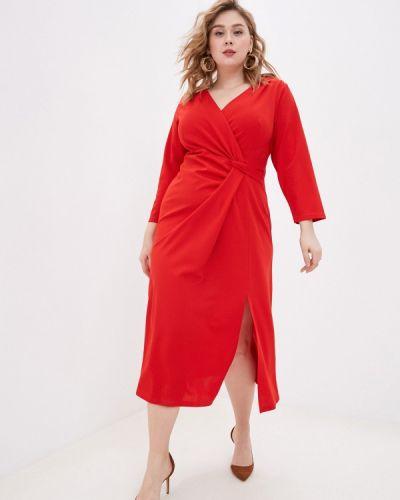 Платье - красное Svesta