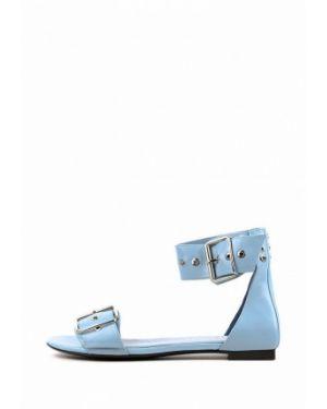 Кожаные сандалии Leberdes