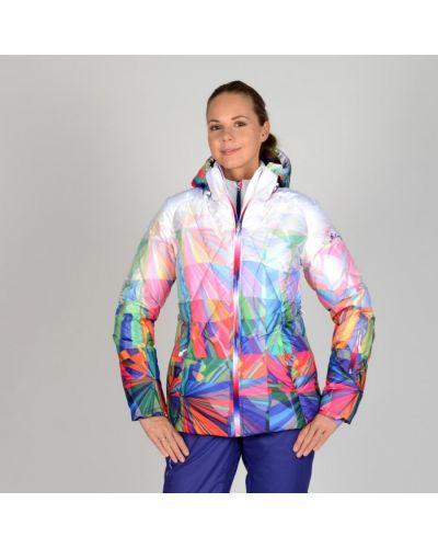 Утепленная куртка мембрана розовая Stayer