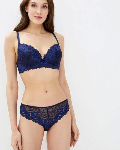 Синие трусы бразильяна Дефиле