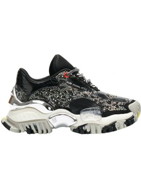 Czarne sneakersy Cljd