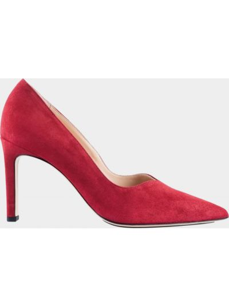 Туфли - бордовые Hogl