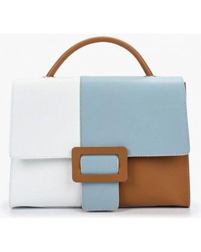 Кожаная сумка итальянский Madeleine