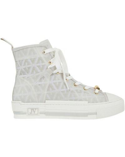 Szare sneakersy Josh V