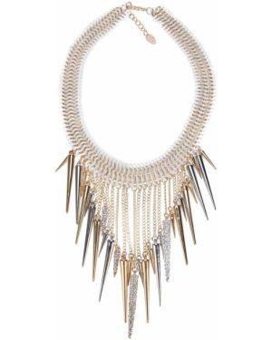 Серебряное ожерелье Luxury Fashion