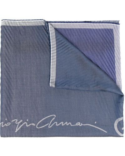 Etola - niebieski Giorgio Armani
