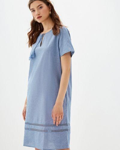 Платье - голубое Iwie