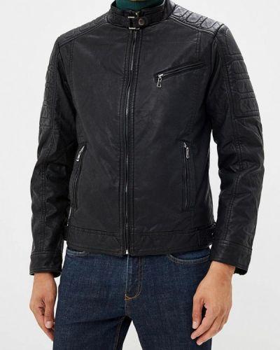 Кожаная куртка осенняя Vanzeer