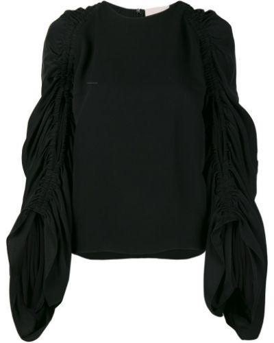 Блузка шелковая Roksanda