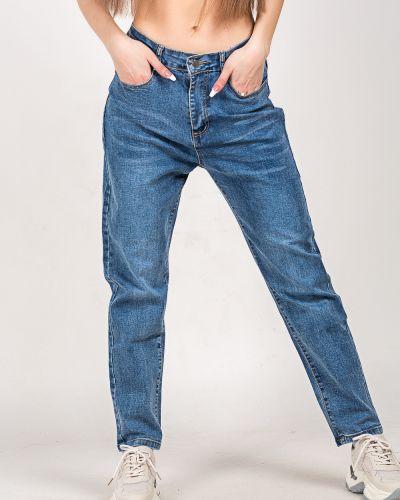 Синие джинсовые джинсы Denim