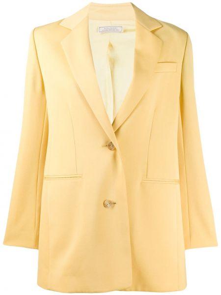 Куртка оверсайз на пуговицах Nina Ricci
