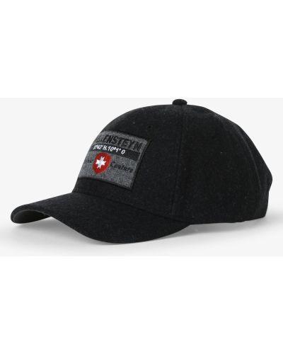 Szary czapka z daszkiem Wellensteyn