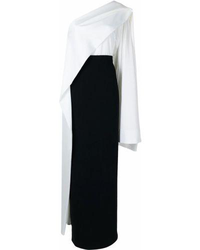 Платье макси длинное - черное Solace London
