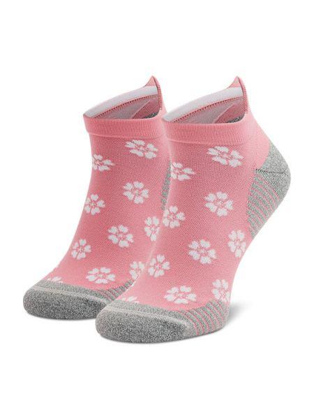 Skarpety - różowe Asics