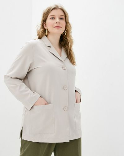 Серый пиджак Svesta