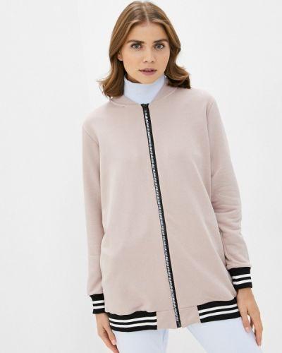 Розовая зимняя кофта Pink Frost
