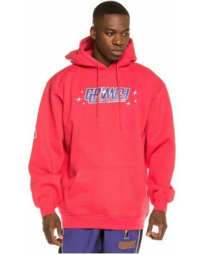 Czerwona bluza Grimey
