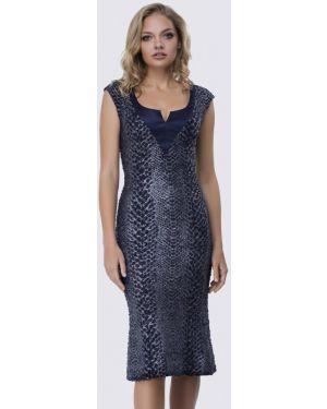 Серебряное вечернее платье Anushka By Anna Pavlova