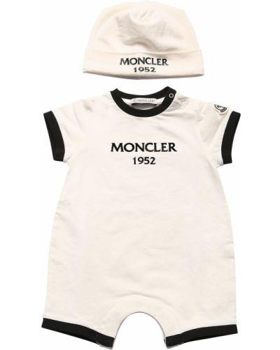 Kapelusz z nadrukiem z logo Moncler