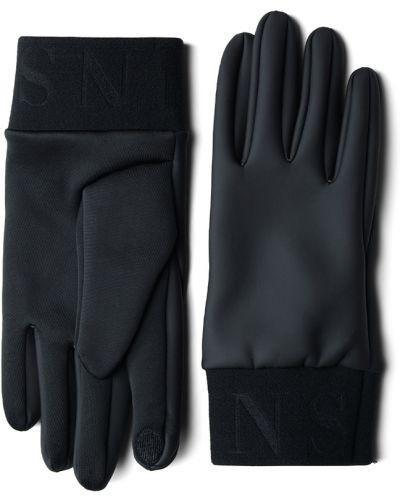 Rękawiczki - czarne Rains