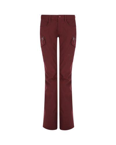 Нейлоновые красные зауженные брюки с подкладкой Burton