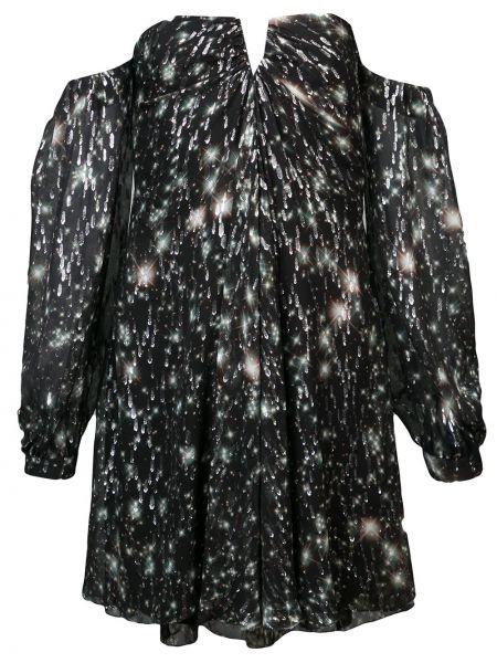 Платье миди свободного кроя Nicole Miller