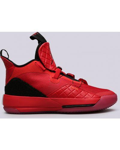 Красные кроссовки баскетбольные Jordan