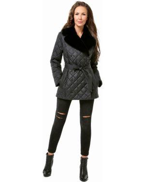 Утепленная куртка из холлофайбера с карманами Dizzyway