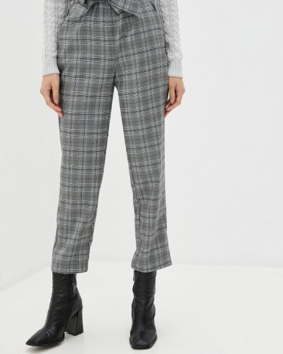 Классические брюки - серые Zolla