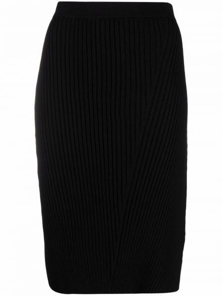 Spódnica ołówkowa - czarna Filippa K