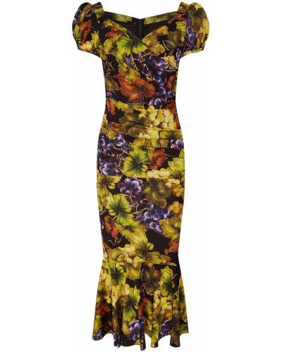 Платье миди мини коктейльное Dolce&gabbana