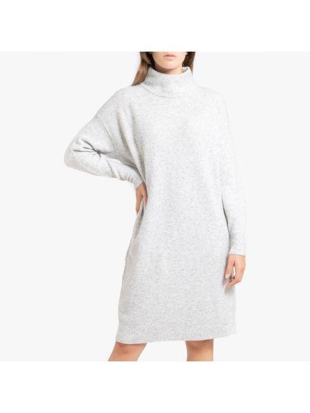 Платье винтажная в рубчик La Redoute