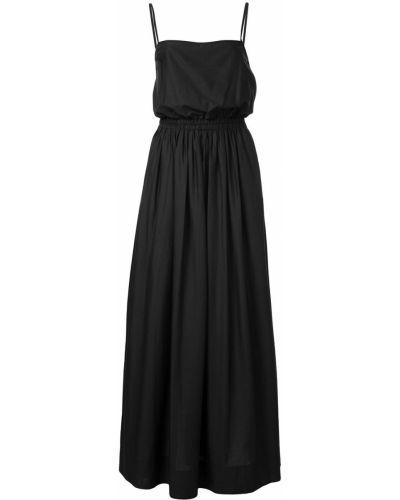 Sukienka bez rękawów na gumce rozbłysnął Matteau