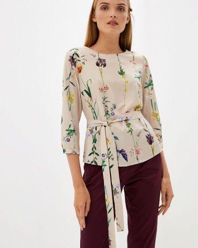 Блузка с длинным рукавом бежевый Mazal