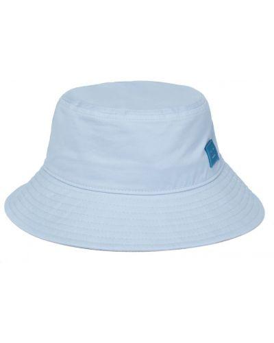 Хлопковая шапка - синяя Acne Studios