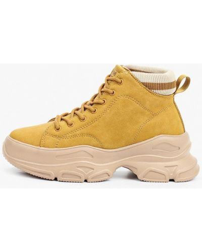 Кожаные ботинки - коричневые Strobbs