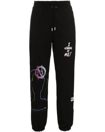 Спортивные брюки черные 99% Is