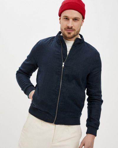 Облегченная синяя куртка Ostin