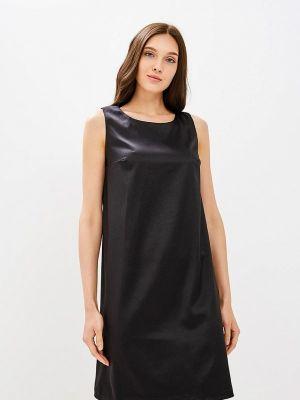 Прямое платье - черное Nemes