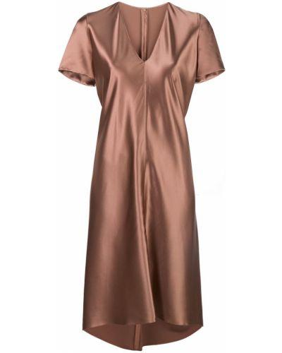 Расклешенное платье на молнии Peter Cohen
