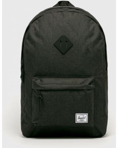 Czarny plecak Herschel
