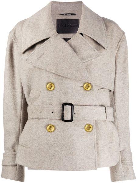 Złota kurtka Givenchy